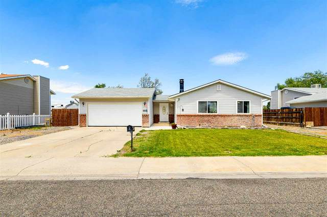 2884 Darla Drive, Grand Junction, CO 81506 (MLS #20202922) :: CENTURY 21 CapRock Real Estate
