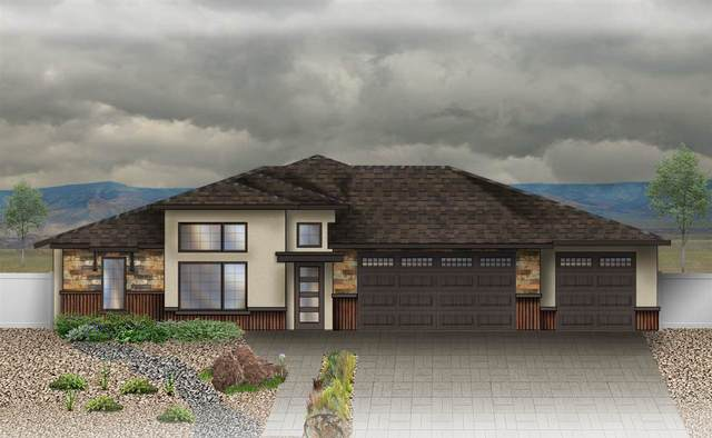 2535 Frying Pan Drive, Grand Junction, CO 81505 (MLS #20202930) :: The Danny Kuta Team