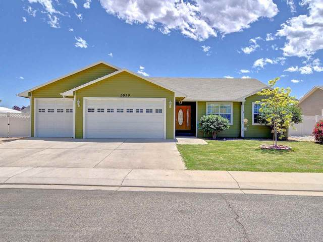 2839 Maverick Drive, Grand Junction, CO 81503 (MLS #20202947) :: The Grand Junction Group with Keller Williams Colorado West LLC