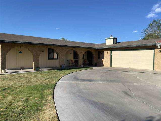 925 Mountain View Court, Montrose, CO 81403 (MLS #20202949) :: The Christi Reece Group