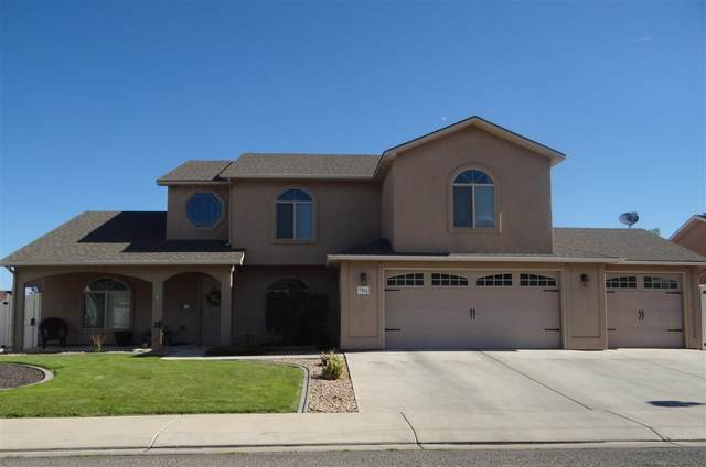 2864 Rock Creek Drive, Grand Junction, CO 81503 (MLS #20202953) :: The Christi Reece Group
