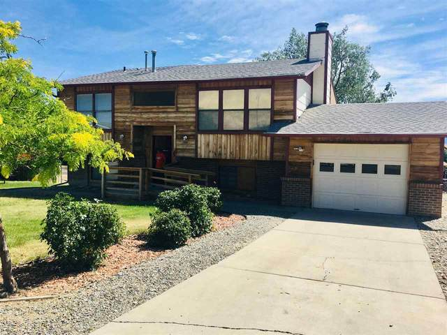 122 William Drive, Grand Junction, CO 81503 (MLS #20202977) :: CENTURY 21 CapRock Real Estate