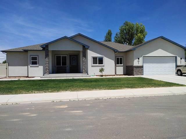 2190 Granite Falls Avenue, Grand Junction, CO 81507 (MLS #20202986) :: Western Slope Real Estate