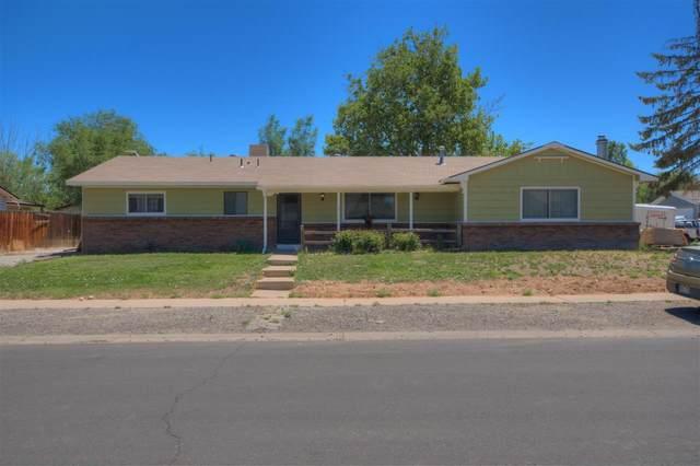 294 Arlington Drive A, Grand Junction, CO 81503 (MLS #20202990) :: The Christi Reece Group