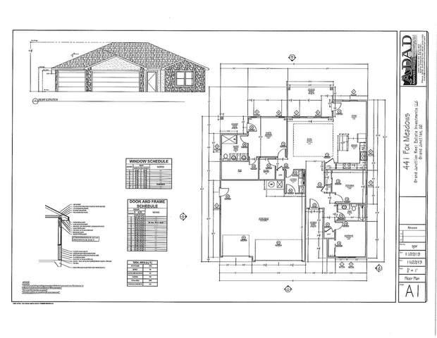 441 Fox Meadows Street, Grand Junction, CO 81504 (MLS #20202995) :: The Christi Reece Group