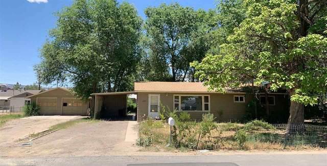 253 Village Lane, Grand Junction, CO 81503 (MLS #20203002) :: The Christi Reece Group