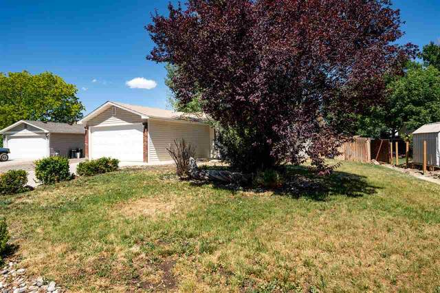 415 1/2 Ridge Trail, Grand Junction, CO 81504 (MLS #20203023) :: The Christi Reece Group