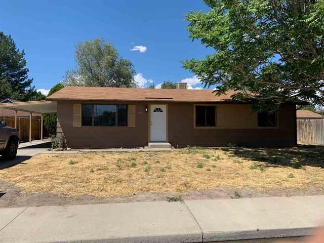 2886 Elm Avenue, Grand Junction, CO 81501 (MLS #20203031) :: The Danny Kuta Team