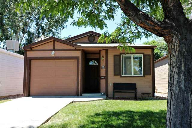 493 Green Acres Street D, Clifton, CO 81520 (MLS #20203037) :: The Grand Junction Group with Keller Williams Colorado West LLC