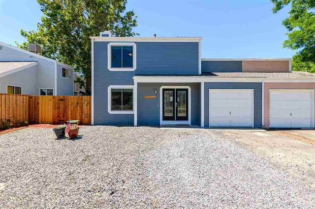 2829 Oxford Avenue B, Grand Junction, CO 81503 (MLS #20203039) :: The Christi Reece Group