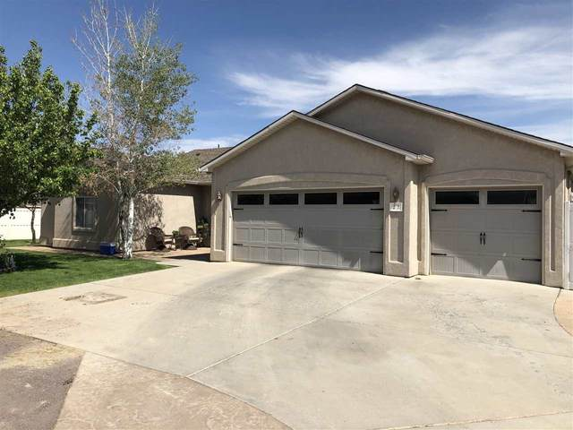 297 Gill Creek Court, Orchard Mesa, CO 81503 (MLS #20203079) :: The Christi Reece Group