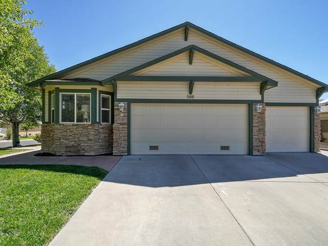 588 Norma Jean Street, Grand Junction, CO 81501 (MLS #20203087) :: The Christi Reece Group