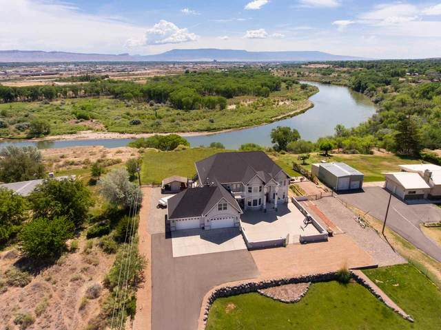 672 Peony Drive, Grand Junction, CO 81507 (MLS #20203098) :: The Danny Kuta Team