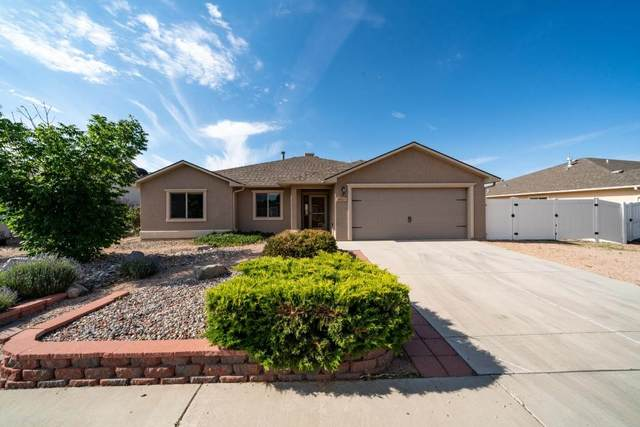 2867 Rock Creek Drive, Grand Junction, CO 81503 (MLS #20203107) :: The Grand Junction Group with Keller Williams Colorado West LLC
