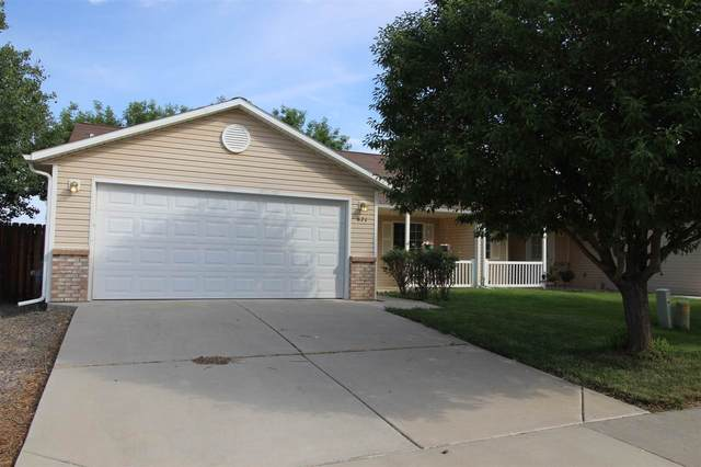 671 Springbrook Drive, Grand Junction, CO 81504 (MLS #20203110) :: The Christi Reece Group