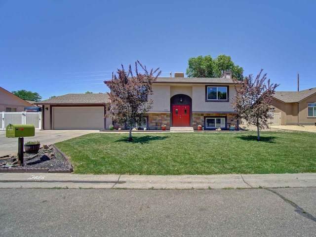 3086 Heatherton Avenue, Grand Junction, CO 81504 (MLS #20203120) :: The Christi Reece Group