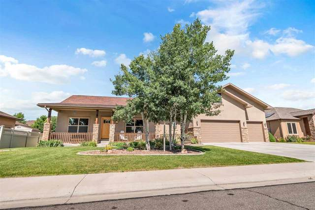 315 Oakwood Avenue, Fruita, CO 81521 (MLS #20203138) :: The Christi Reece Group