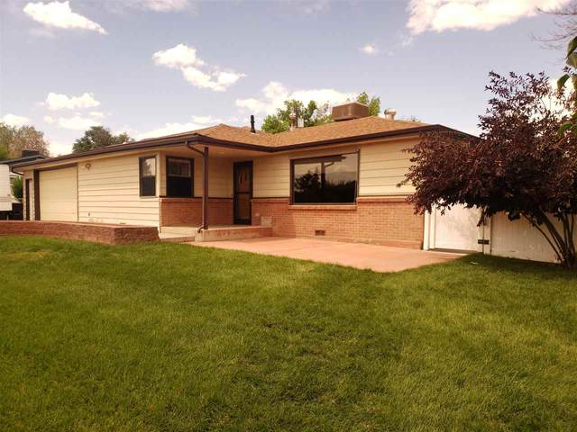 533 Foy Drive, Grand Junction, CO 81507 (MLS #20203143) :: The Grand Junction Group with Keller Williams Colorado West LLC