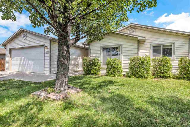 3152 Sharptail Street, Grand Junction, CO 81504 (MLS #20203148) :: The Christi Reece Group