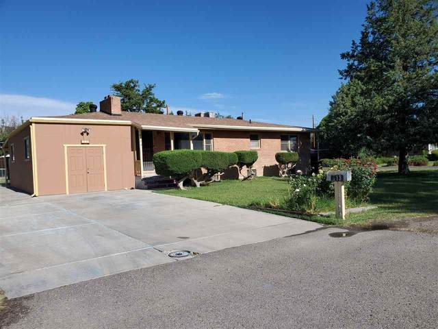613 Partee Drive, Grand Junction, CO 81504 (MLS #20203154) :: The Christi Reece Group