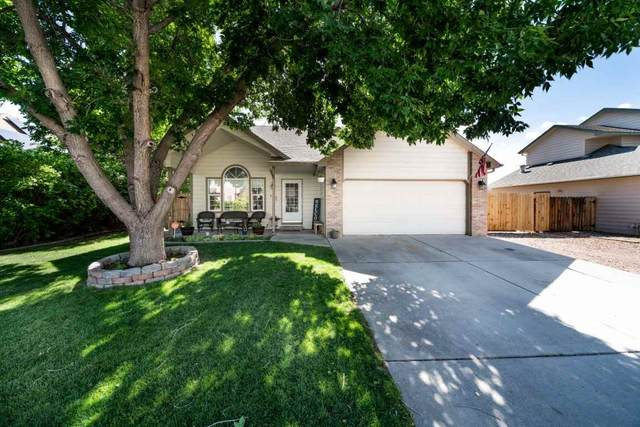 608 Stan Drive, Grand Junction, CO 81504 (MLS #20203164) :: The Christi Reece Group