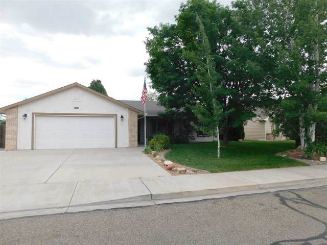 556 Comstock Drive, Fruita, CO 81521 (MLS #20203175) :: CENTURY 21 CapRock Real Estate