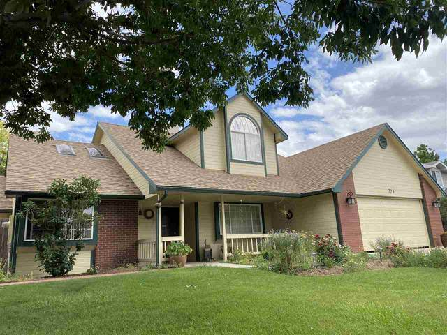 726 N Valley Drive, Grand Junction, CO 81505 (MLS #20203182) :: CENTURY 21 CapRock Real Estate