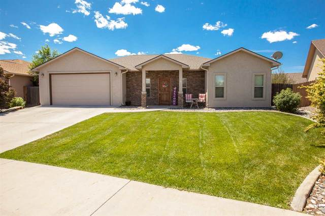 3165 Cross Canyon Lane, Grand Junction, CO 81504 (MLS #20203185) :: The Christi Reece Group