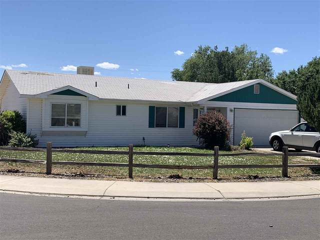3097 Silver Court, Grand Junction, CO 81504 (MLS #20203187) :: The Christi Reece Group