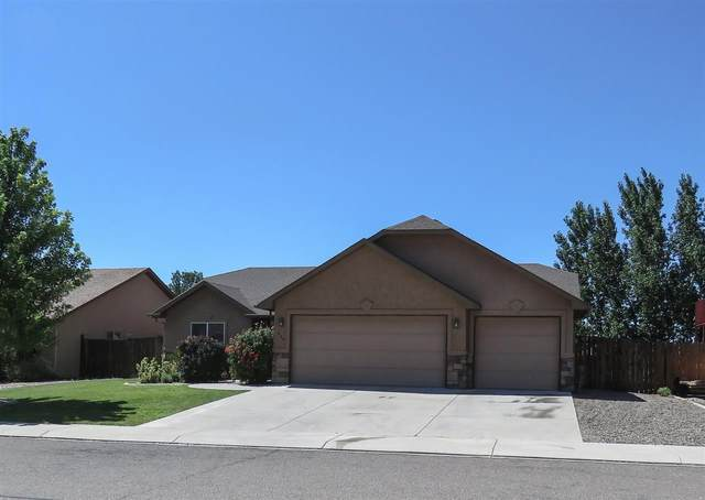 983 Kaley Street, Fruita, CO 81521 (MLS #20203208) :: The Grand Junction Group with Keller Williams Colorado West LLC