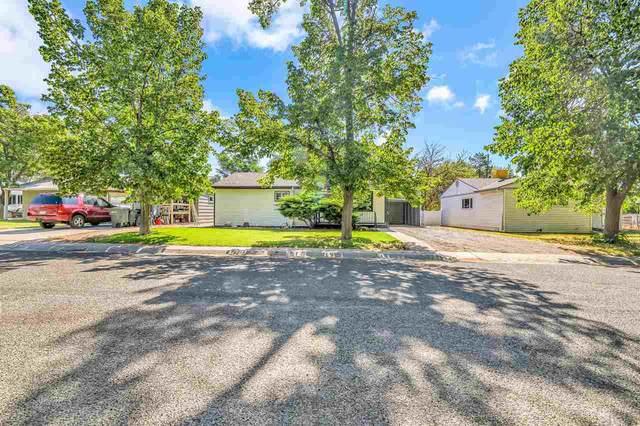 2210 Linda Lane, Grand Junction, CO 81501 (MLS #20203218) :: The Grand Junction Group with Keller Williams Colorado West LLC