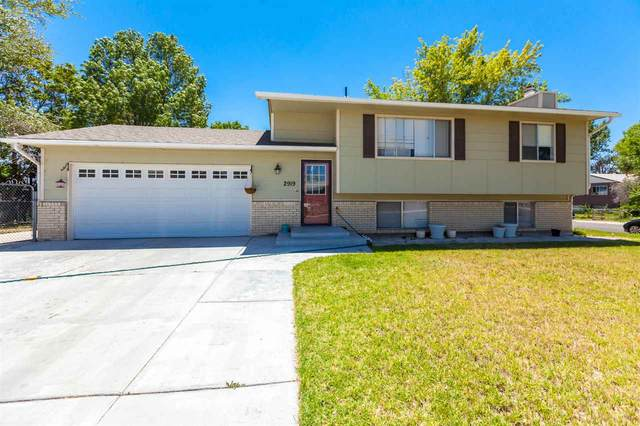 2919 Music Avenue, Grand Junction, CO 81504 (MLS #20203244) :: The Christi Reece Group