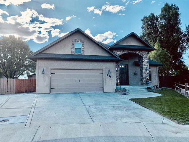681 Tahoe Circle, Grand Junction, CO 81505 (MLS #20203248) :: CENTURY 21 CapRock Real Estate