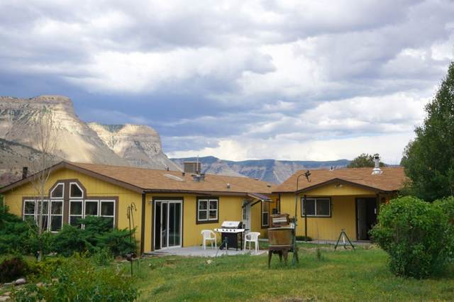 13890 County Road 204, De Beque, CO 81630 (MLS #20203260) :: The Grand Junction Group with Keller Williams Colorado West LLC