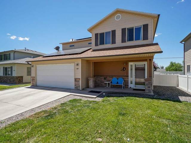663 Serenity Court, Grand Junction, CO 81505 (MLS #20203262) :: The Grand Junction Group with Keller Williams Colorado West LLC