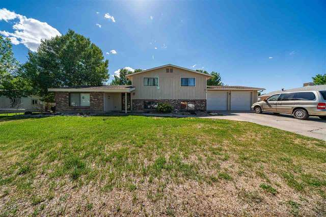 589 Mcmullin Drive, Grand Junction, CO 81504 (MLS #20203263) :: The Grand Junction Group with Keller Williams Colorado West LLC
