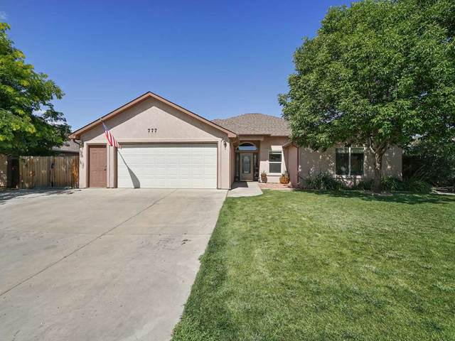 777 Silverplume Drive, Fruita, CO 81521 (MLS #20203264) :: CENTURY 21 CapRock Real Estate