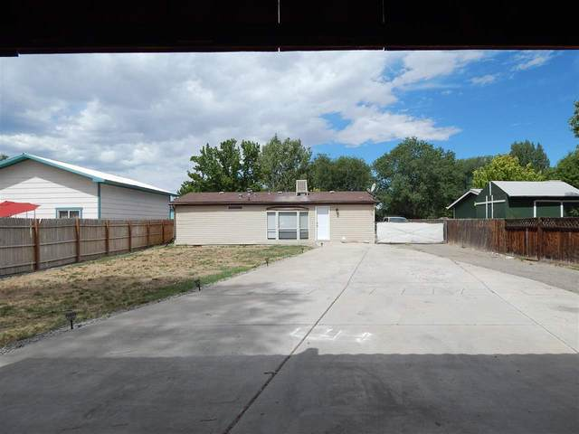 306 Acoma Drive, Grand Junction, CO 81503 (MLS #20203267) :: CENTURY 21 CapRock Real Estate