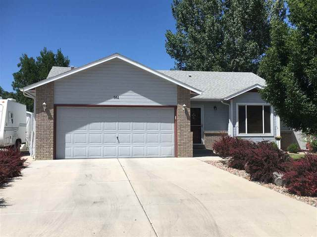 661 Bayberry Court, Fruita, CO 81521 (MLS #20203270) :: The Christi Reece Group