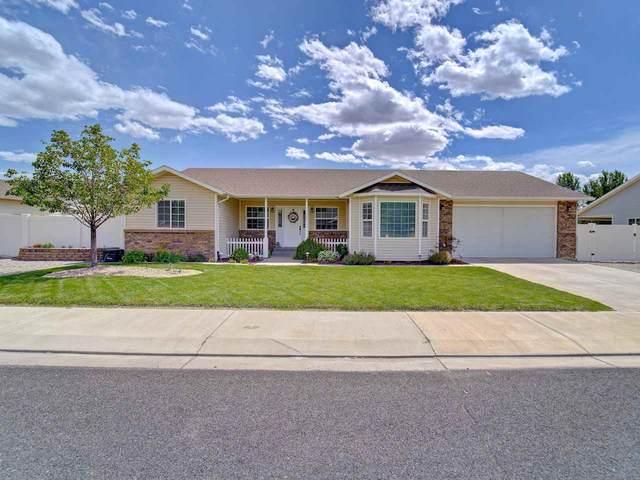 388 Myrrh Street, Grand Junction, CO 81501 (MLS #20203272) :: The Christi Reece Group