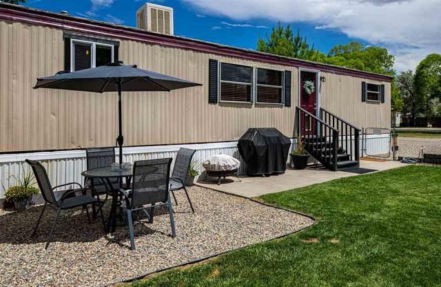 669 Highway 50 #17, Orchard Mesa, CO 81503 (MLS #20203277) :: CENTURY 21 CapRock Real Estate