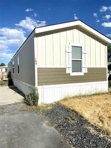 585 25 1/2 Road #189, Grand Junction, CO 81505 (MLS #20203285) :: CENTURY 21 CapRock Real Estate
