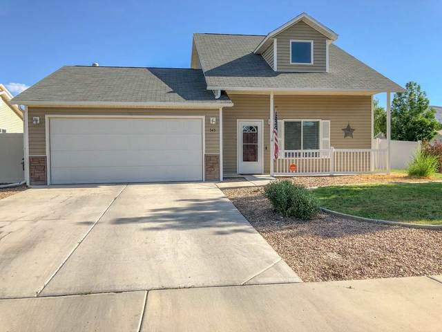 545 Purple Ash Circle, Clifton, CO 81520 (MLS #20203287) :: CENTURY 21 CapRock Real Estate