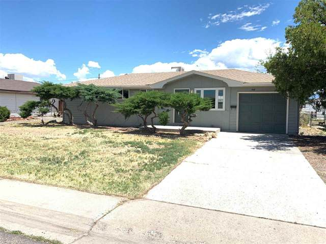 548 N 26th Street, Grand Junction, CO 81504 (MLS #20203291) :: The Grand Junction Group with Keller Williams Colorado West LLC
