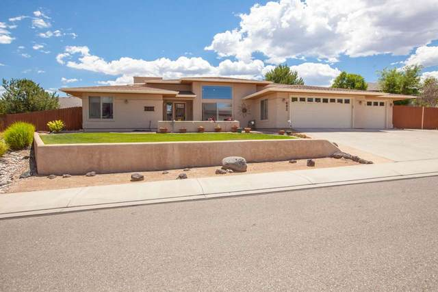 682 Long Rifle Road, Grand Junction, CO 81507 (MLS #20203302) :: The Christi Reece Group