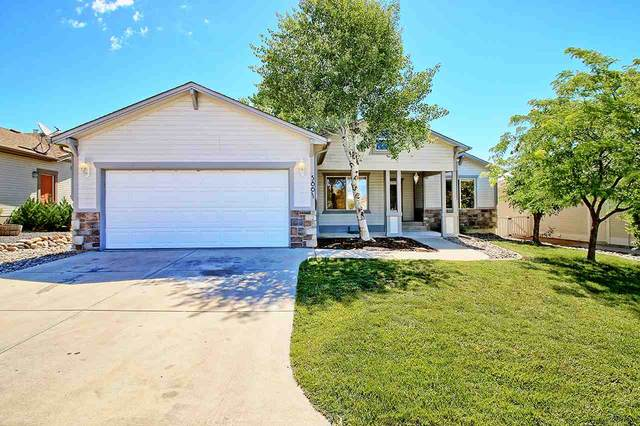 586 1/2 28 1/2 Road, Grand Junction, CO 81501 (MLS #20203321) :: The Grand Junction Group with Keller Williams Colorado West LLC