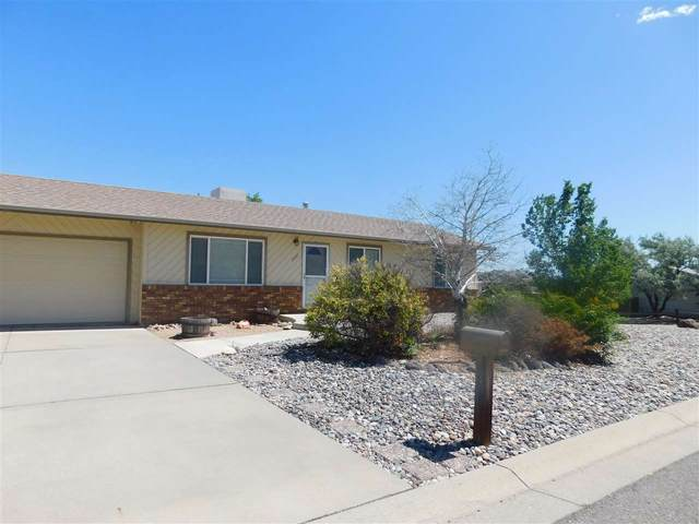 2722 Sierra Vista Road, Grand Junction, CO 81503 (MLS #20203323) :: The Christi Reece Group