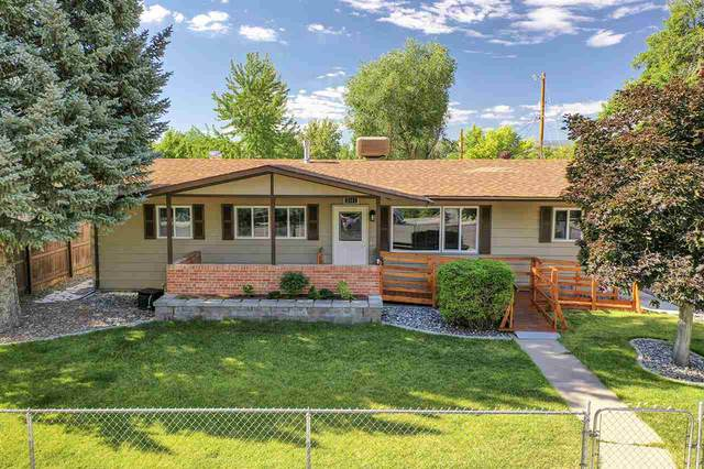 2141 Bookcliff Avenue, Grand Junction, CO 81501 (MLS #20203326) :: The Christi Reece Group