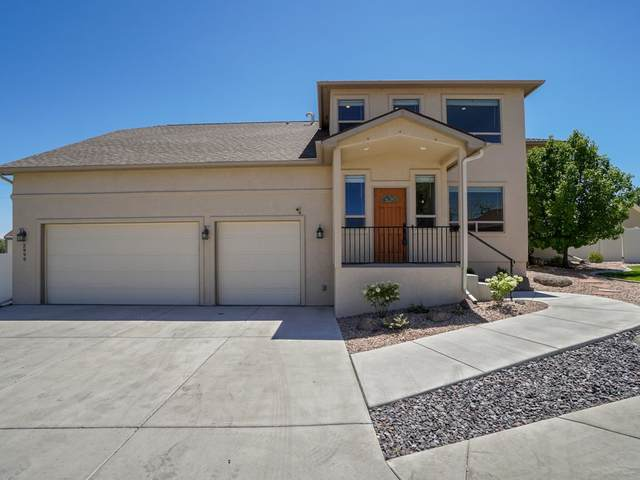 2999 Black Hawk Way, Grand Junction, CO 81503 (MLS #20203330) :: The Danny Kuta Team