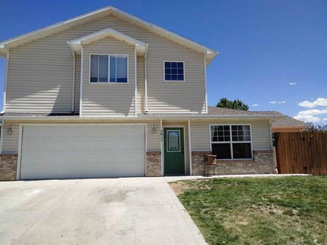 2813 Village Park Drive, Grand Junction, CO 81506 (MLS #20203345) :: The Christi Reece Group